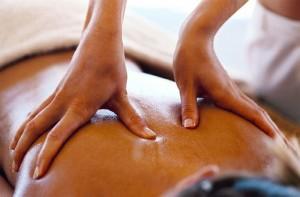 Deep massage in Greece