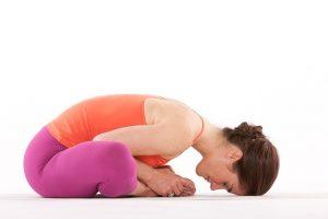 badda konasana yin yoga