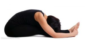 paschimottanasana  yoga escapes