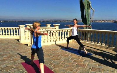 A week in Sicily on a luxury yoga retreat