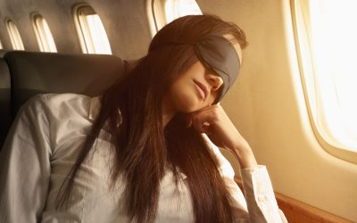 3 great tips and stretches to survive any flight