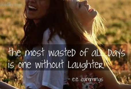 Laughter is the best medicine – the benefits of laughter yoga.