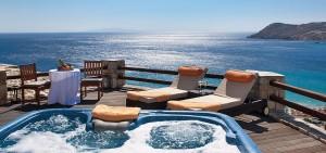 5* hotel Mykonos - Yoga Escapes