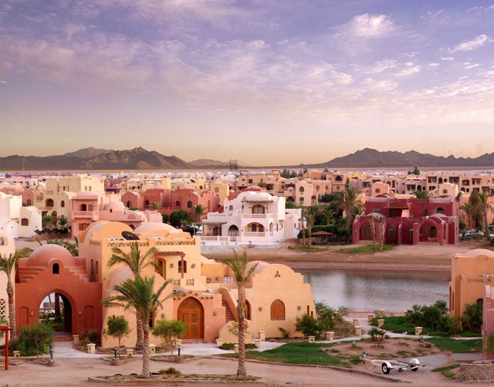Stay in El Gouda Eygpt