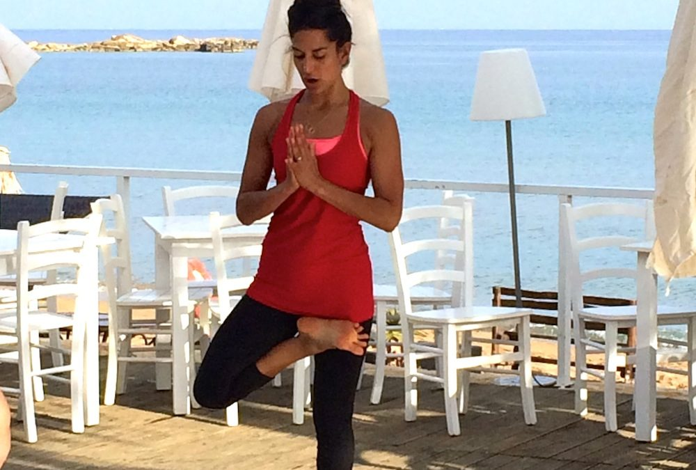 Luxury Yoga Retreat in Crete: sun, yoga, beach & 5-star hotel.