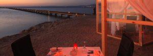 dining in soma bay egypt