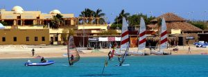 diving and sailing in soma bay egypt between yoga classes