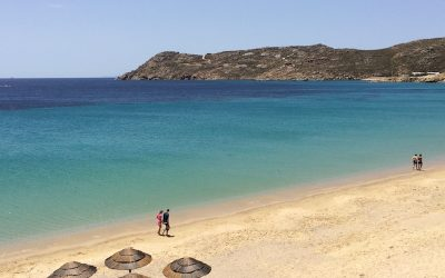 Top 5 Mykonos Beaches