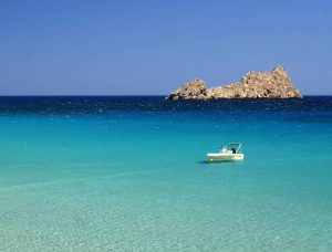 gorgeous beaches in crete greece with yoga escapes
