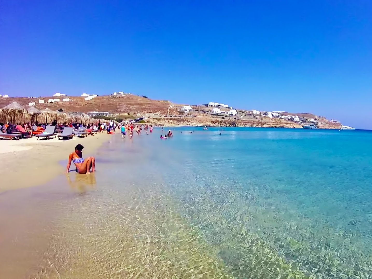 Best Island Beaches For Partying Mykonos St Barts: Top 5 Beaches On Mykonos Greece