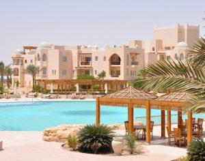 kempinski 5 star hotel on a luxury yoga retreat in egypt