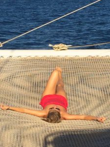 sailing in egypt on a yoga retreat on the red sea