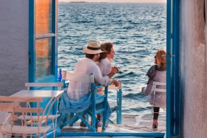 Yoga Escapes in Little Venice Mykonos