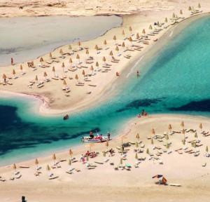 Balos beach Crete