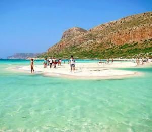 Balos Gramvoussa beach