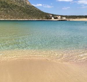 Stavros Beach Crete at Yoga Escapes
