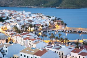 charming towns of menorca spain
