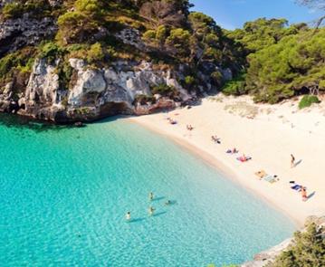 small beach retreat