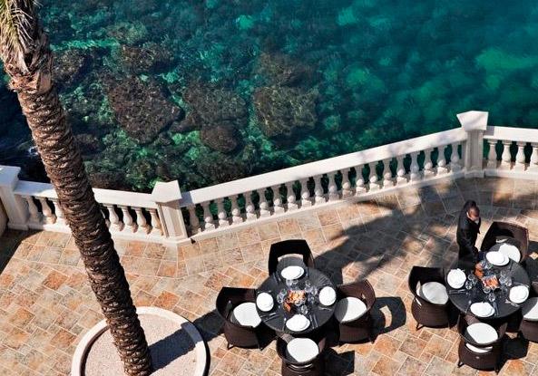 Minareto Hotel - Terrace