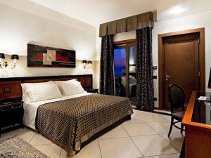 minareto hotel bedroom