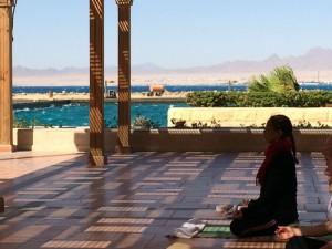 Yin Yoga in Egypt