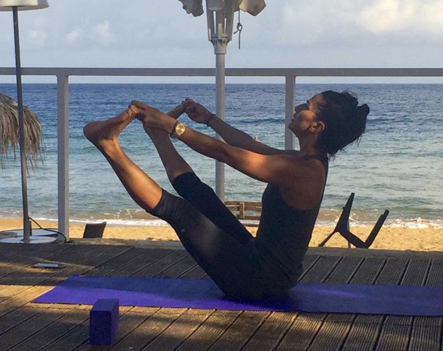 Tania - Yoga Escapes Teacher