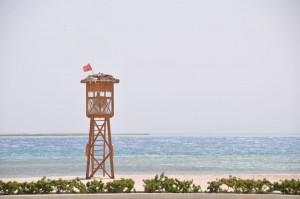 Beach View in Egypt