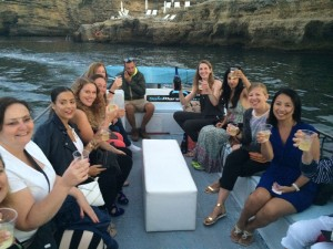 boat trip sicily italy