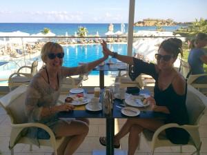Breakfast in Crete