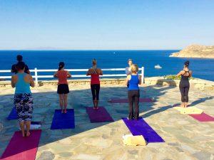 contact the yoga escapes team
