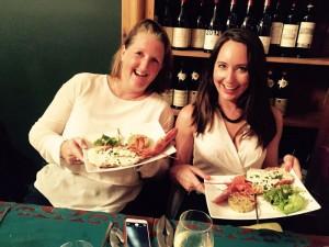 delicious food in Sicily