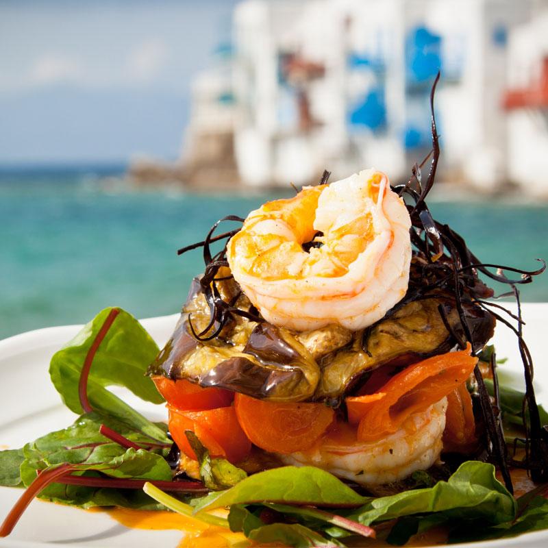 Enjoy healthy and fresh food at Yoga Escapes