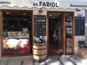 Es Fabiol restaurant, Menorca, Spain.