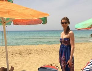 Falasarna beach, Crete.
