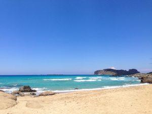 falasarna crete beachtime