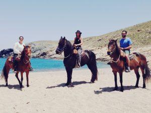 horseback riding mykonos yoga retreat