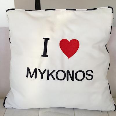i love mykonos