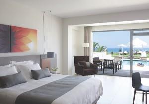Kalliston 5 star hotel room in Crete, Greece