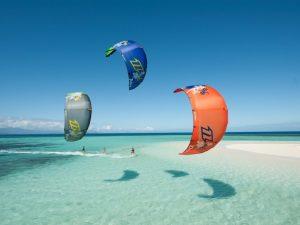 kitesurfing on a yoga retreat in egypt