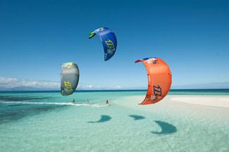 Kitesurfing Soma Bay Egypt 3