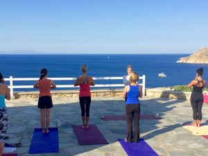 Luxury Yoga Retreat Mykonos