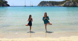 luxury yoga retreats spain