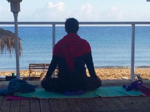 Meditation in Menorca