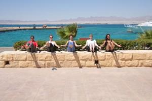Navasana Egypt Yoga Retreat