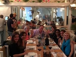 Nice n Easy Restaurant Yoga Retreat Mykonos