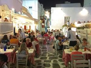 Nikos Taverna Yoga Retreat Mykonos