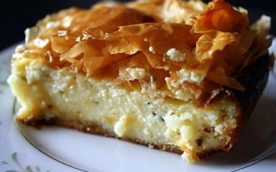 4 Delicious Pastries from Crete Greece