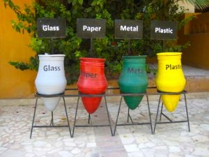 recycling in egypt