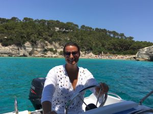 sailing in spain with our yoga group in menorca