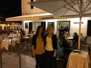 Samarador restaurant, Menorca.
